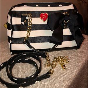 Like new Betsey Johnson Handbag